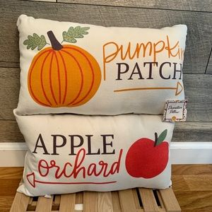New Target Double Sided Pillows